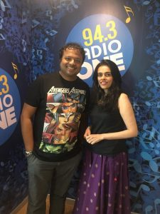 Radio One with Hrishi